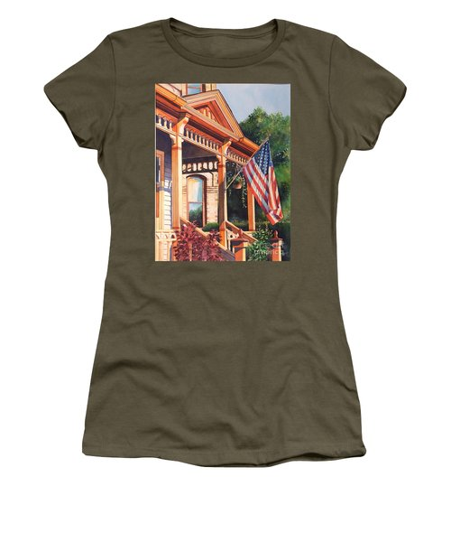 The Founders Home Women's T-Shirt