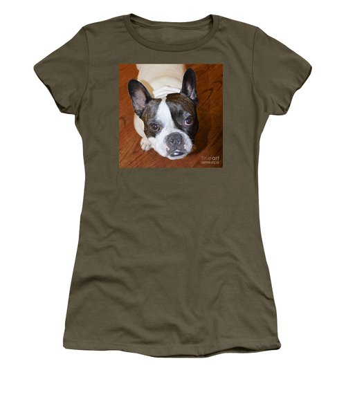 The French Bulldog Women's T-Shirt
