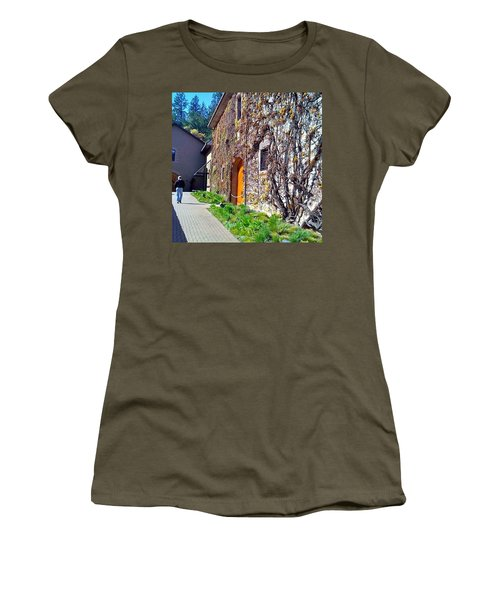 The Hess Collection - Napa Ca Women's T-Shirt