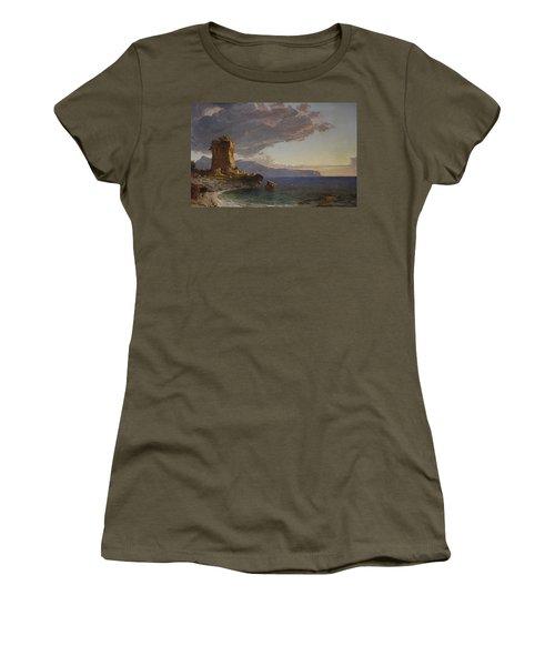 The Isle Of Capri Women's T-Shirt