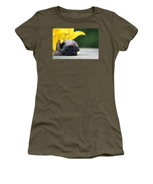 The Laziest Gardener Women's T-Shirt (Athletic Fit)
