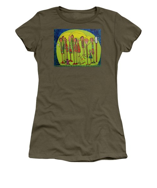 The Spotted Duck Women's T-Shirt