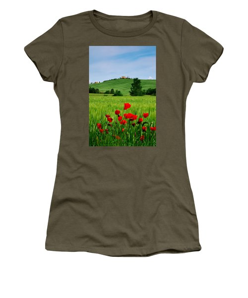 Tuscany  Women's T-Shirt