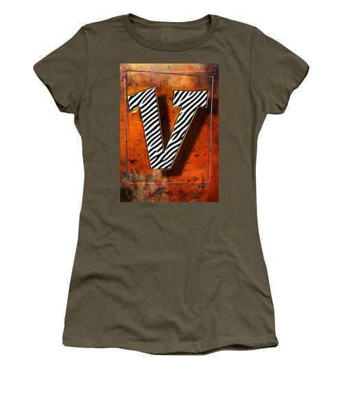 V Women's T-Shirt