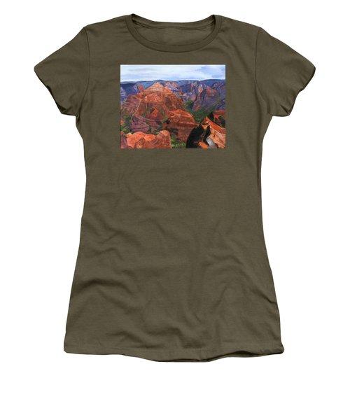 Waimea Canyon Women's T-Shirt