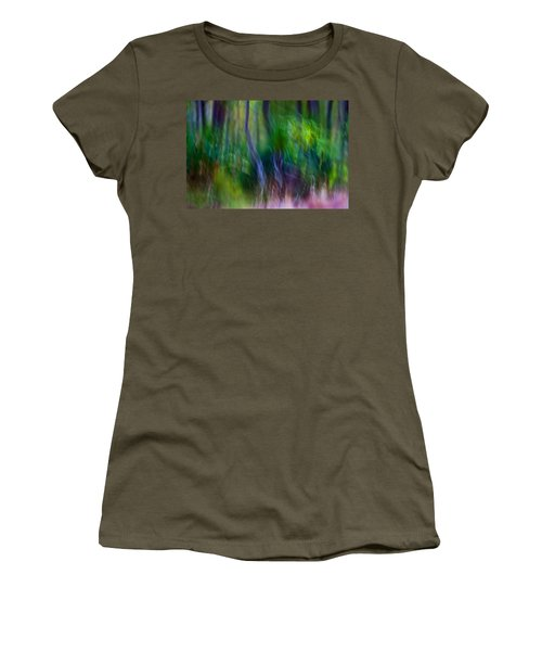 Whispers On The Wind Women's T-Shirt (Athletic Fit)
