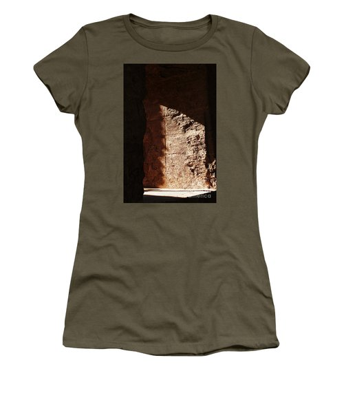 Window To The Shadows Women's T-Shirt