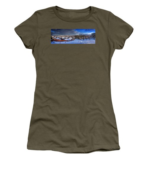 Winter In Inverness Women's T-Shirt