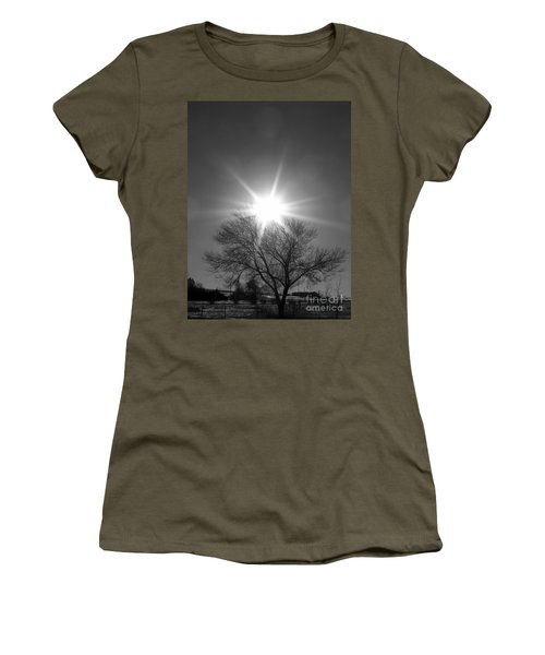 Winter Light Women's T-Shirt