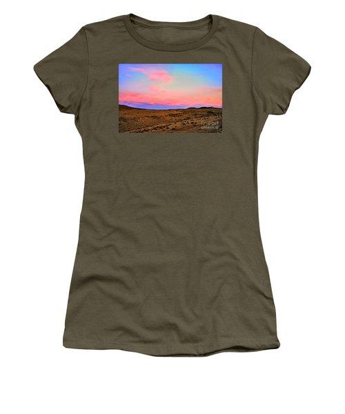 Wyoming Lights Women's T-Shirt