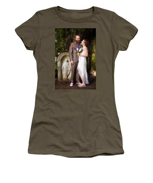 05_21_16_5293 Women's T-Shirt (Junior Cut) by Lawrence Boothby