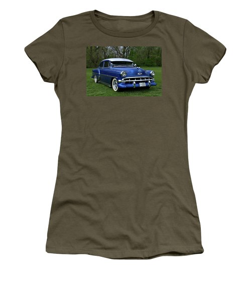 1954 Chevrolet Street Rod Women's T-Shirt