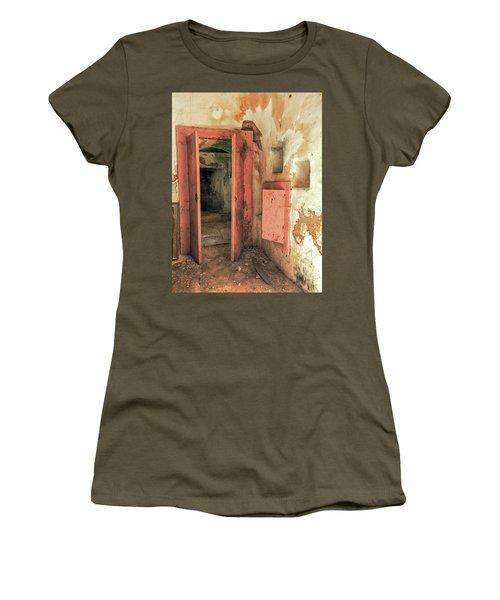 Abandoned Women's T-Shirt