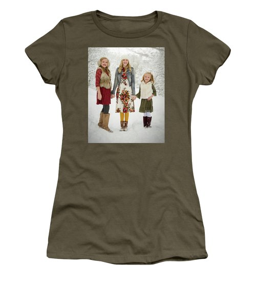 Alison's Family Women's T-Shirt (Athletic Fit)