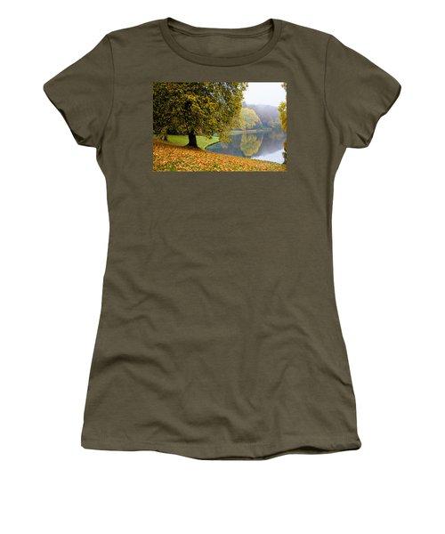 Autumn In The Park Women's T-Shirt