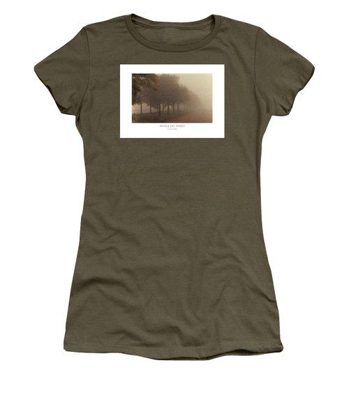 Avenue Des Arbres Women's T-Shirt