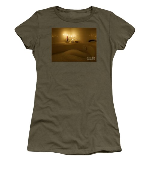 Bliss Women's T-Shirt (Junior Cut) by Kerri Mortenson