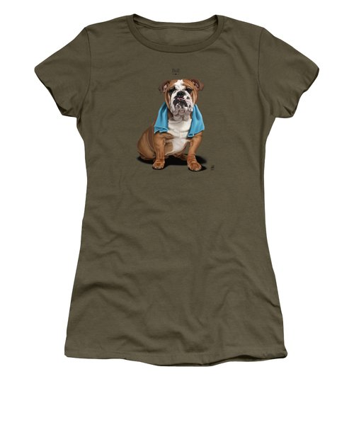 Bull Women's T-Shirt (Athletic Fit)