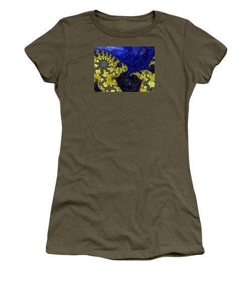 Celestial Storm Women's T-Shirt (Athletic Fit)