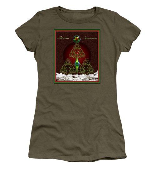 Christmas Greetings Women's T-Shirt