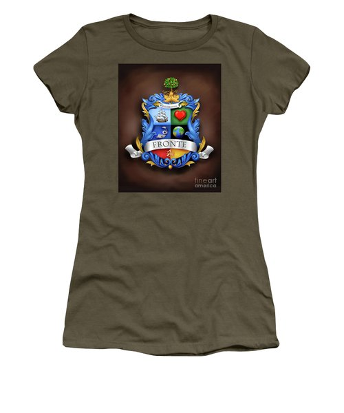 COA Women's T-Shirt (Athletic Fit)