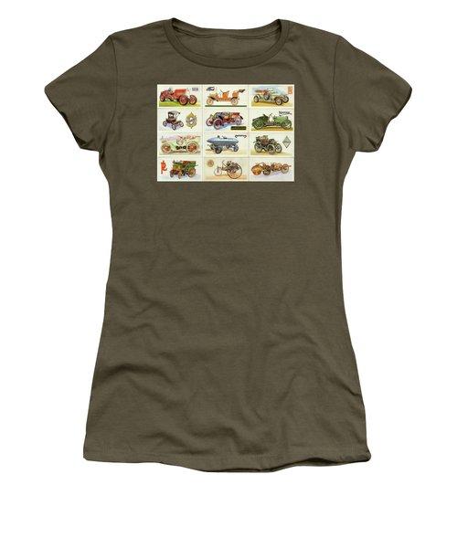 Collage  Women's T-Shirt