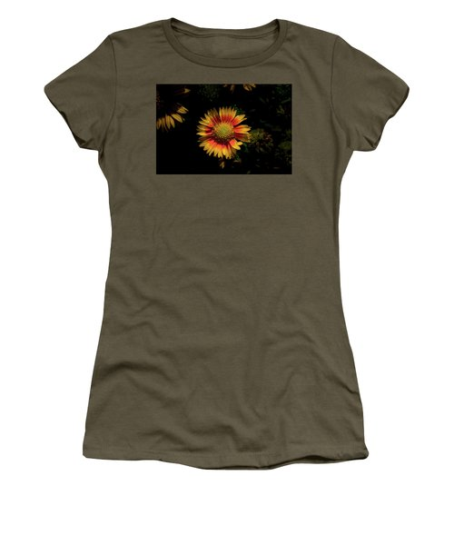 Women's T-Shirt (Junior Cut) featuring the photograph Coneflower by Jay Stockhaus