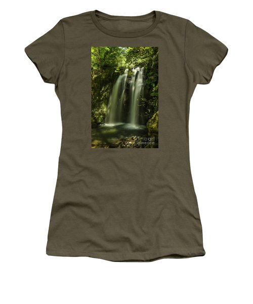 Cool Down Women's T-Shirt (Athletic Fit)