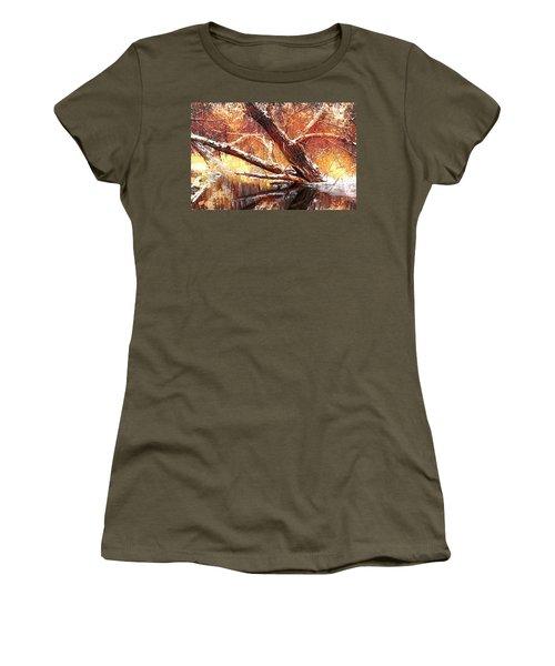 Cordukes Creek  Women's T-Shirt (Athletic Fit)