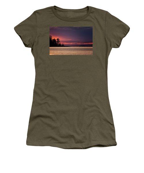 Craig Bay Sunset Women's T-Shirt