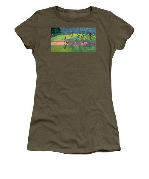 Cricket Sri Lanka Women's T-Shirt (Junior Cut) by Andrew Macara
