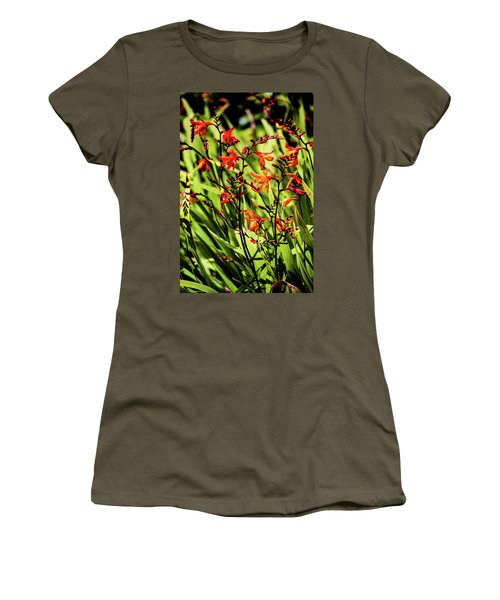 Crocosmia Women's T-Shirt