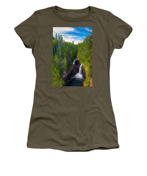 Devil's Kettle  Women's T-Shirt