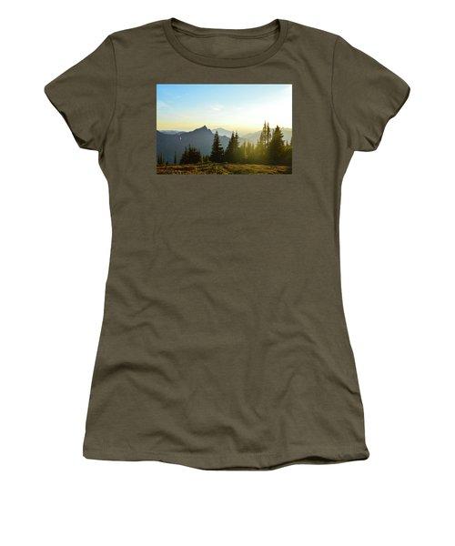 Dickerman Sunset Women's T-Shirt