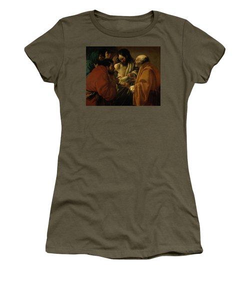 Doubting Thomas Women's T-Shirt