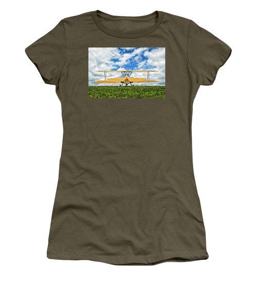 Dreaming Of Flight Women's T-Shirt