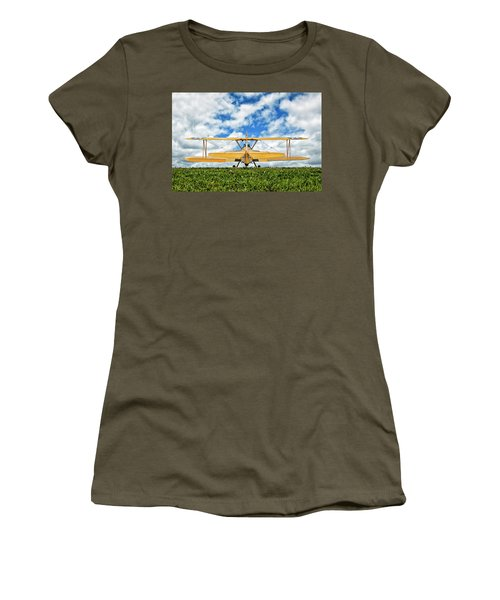 Dreaming Of Flight Women's T-Shirt
