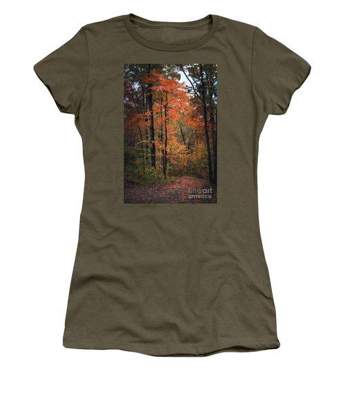 Fall In Arkansas Women's T-Shirt