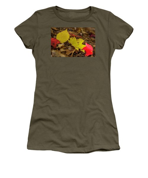 Fall In New Hampshire Women's T-Shirt