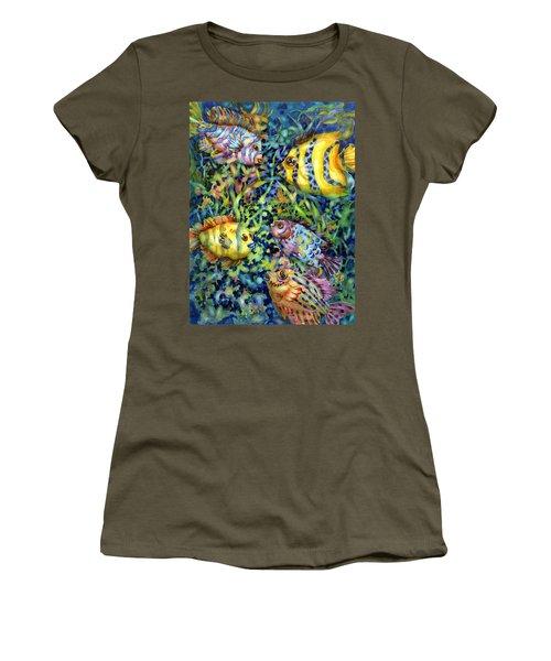 Fish Tales Iv Women's T-Shirt