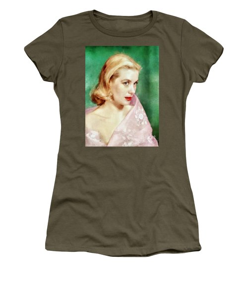 Grace Kelly By John Springfield Women's T-Shirt (Athletic Fit)