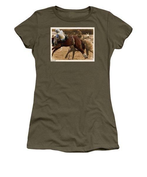 Helluva Rodeo-the Ride 6 Women's T-Shirt