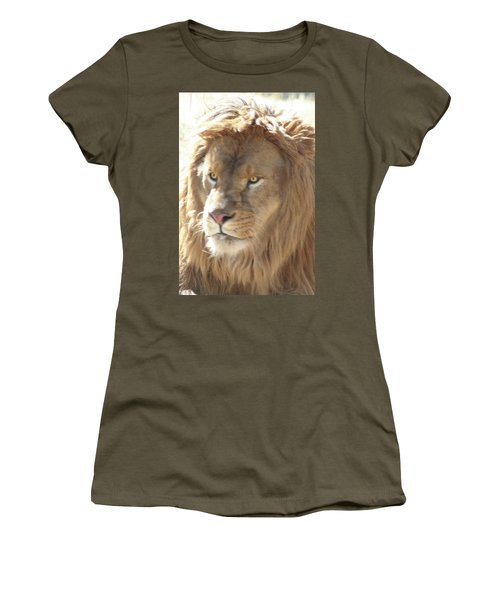 I Am .. The Lion Women's T-Shirt