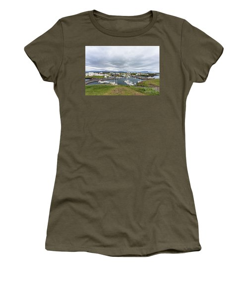 Iceland Fisherman Harbor Women's T-Shirt