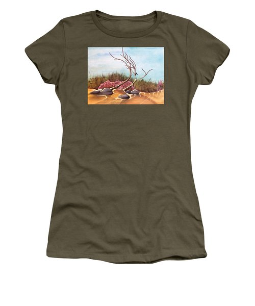 In The Desert Women's T-Shirt (Athletic Fit)