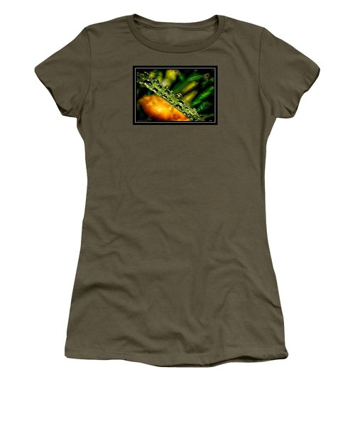 Women's T-Shirt (Junior Cut) featuring the photograph Inspiration by Michaela Preston