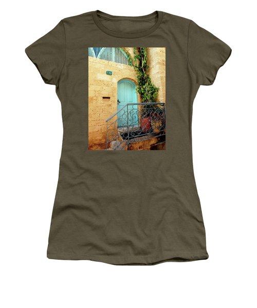 Jaffa-israel Women's T-Shirt (Junior Cut) by Denise Moore