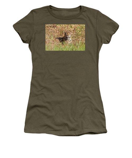Jaguar Watching Women's T-Shirt