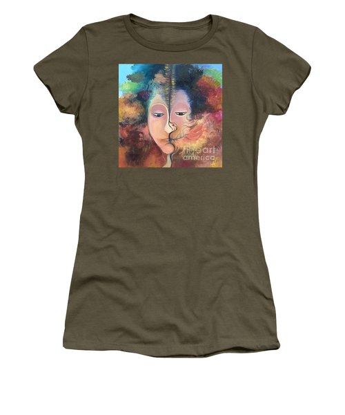 La Fille Foret Women's T-Shirt (Junior Cut)