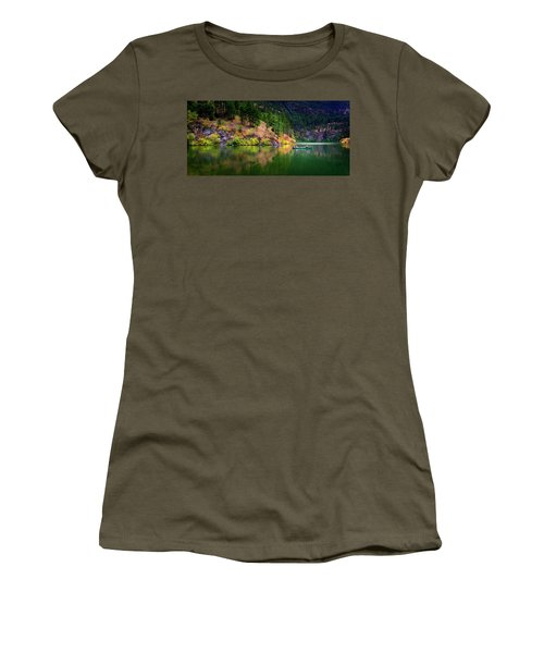 Women's T-Shirt (Athletic Fit) featuring the photograph Life Is But A Dream by John Poon